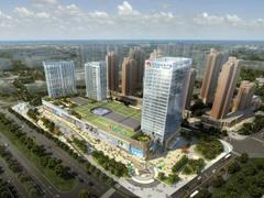 烟台开发区三大城市综合体将开业:万行广场、永旺梦乐城等