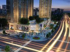 天津中国铁建广场拟6月开业 苏宁易购、物美超市等进驻