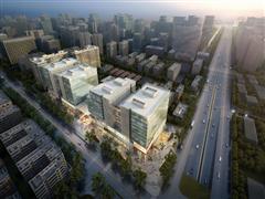 国电南自G59地块规划公示 将打造研发、公寓和商业项目