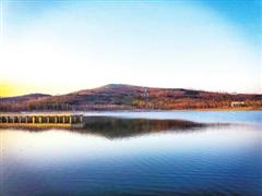贾鲁河畔沿线6湖6岛已见雏形 再设置12个主题公园
