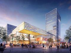 杭州临安3个城市综合体项目开工:宝龙城市广场、中骏城市综合体等
