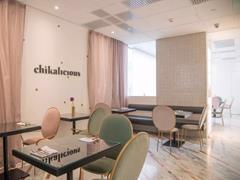 与LadyM实力PK 纽约网红甜品店Chikalicious登陆北京国贸