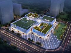 慈溪爱琴海购物公园7月28日开业 永辉超市、大玩家等入驻