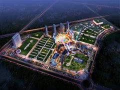 4月27日九江铜锣湾广场携手10大主力业态的招商成果发布会盛大举行