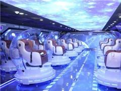 全球首家VR影厅落地北京蓝色港湾 影片与VR技术无缝链接