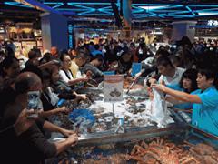 火爆全国的盒马鲜生旗舰店 正式入驻武汉太和里