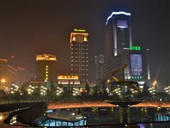 中国城市商业魅力排行榜出炉 成都稳居新一线城市第一名