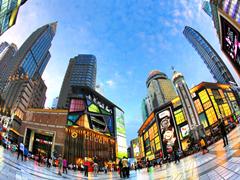 重庆部分购物中心2017战果:北城天街租金收入4.28亿 重庆天地租金涨幅负增长
