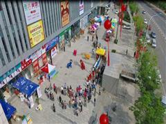 天津星光天地购物中心正式纳客 中北镇商圈打造初具规模
