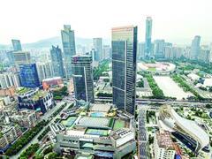 广州天河路商圈商品年销售额突破万亿 今年将强化品牌建设