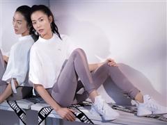 Puma加深女性运动时尚元素 刘雯升级为全球品牌代言人