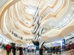 """爱琴海购物公园成""""网红"""" 商业综合体为何在闵行开一家火一家?"""