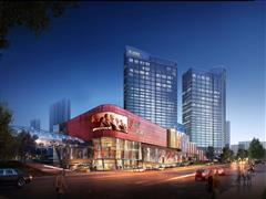 """金辉・环球广场品牌""""超级矩阵"""" 一个国际化商业中心即将诞生!"""