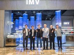 """又一新零售体验品牌""""IMV""""亮相杭州来福士 未来计划开百店"""