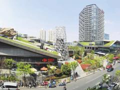 上海去年新增50多家购物中心 今年至少将再开33家
