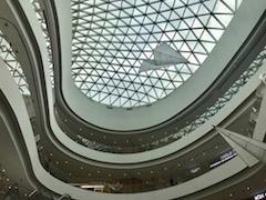 虹桥天地:商铺出租率超过95% 处于快速成长期