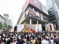华中商业地产周盘点:长沙国金中心5月7日正式开业