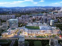 重庆两江新区再添商业综合体 中迪广场2019年开业