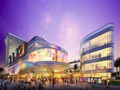 南京建邺吾悦广场营销中心盛大开放 河西将迎来50亿级综合体