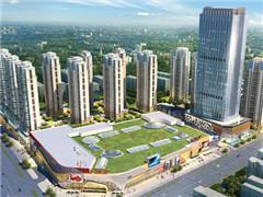 秦皇岛万达广场规划批前公示 高达168.88米成秦皇岛第一高楼?