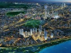 中洲未来城市艺术节集齐全球智慧 描绘未来城市图景