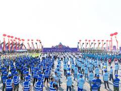 西安恒大童世界正式开工  提供顶级文化旅游体验