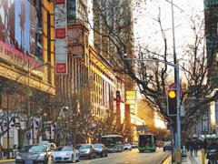 上海淮海中路商圈整体转型升级 重塑商业地标