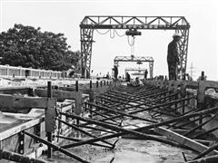 郑万高铁河南段桥梁基本架完 建成后将完善国家快速铁路网布局