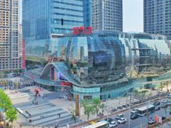环渤海再下一子 沈阳佳兆业广场5月26日盛大开业