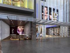 陆家嘴建上海商业新地标 老佛爷百货预计最晚11月开业