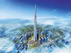 华润深圳湖贝塔规划出炉 拟建740米世界最高观景平台