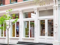 GUCCI新店设计背后的理念:全面搭建新场景等