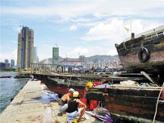 深圳蛇口渔人码头旧改预计6月开工 将建17万�O滨海商业综合体