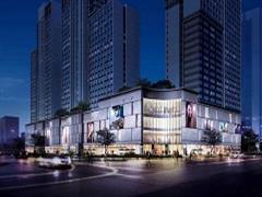 高新・万科广场,郑州万科第三座购物中心正式公布