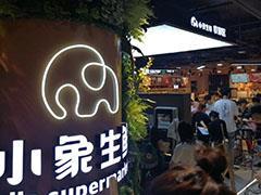 """美团旗下的新零售店""""小象生鲜""""今日亮相 未来将聚焦北上广深等区域"""