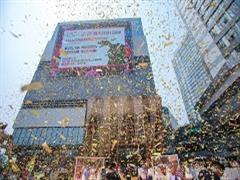 郑州第二座万科广场:美景・万科广场5月26日正式开业