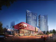 曲江首座大型城市综合体即将绽放 看金辉・环球广场如何成为新商业中心