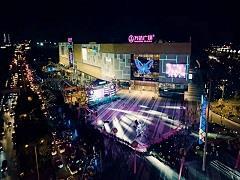 贵阳首座万达广场开业 带动城市体验式商业变革升级
