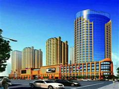 乌鲁木齐米东区首座商业综合体项目 天晟生活广场带动区域消费升级