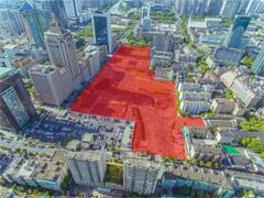 华润新鸿基107.3亿夺杭州百井坊商地 楼面价5.53万/�O