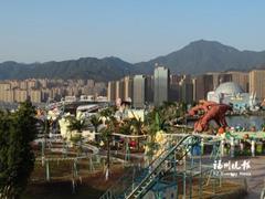"""众多大型主题乐园落户福州 投资方均看好未来""""钱景"""""""