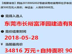 中熙集团经历49轮鏖战摘下东莞2018首宗商住地块