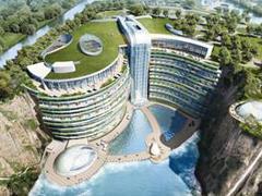"""世茂股份:出售""""深坑酒店""""是将代建项目返还给世房"""