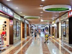 """武汉地铁4个""""匠心""""系列商业体开业 华中最长地铁商业街长731米"""