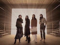 YSFG旗下女装品牌亮相2018冬季大秀