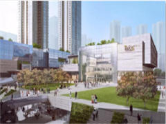 深圳湾万象城将于2018年内开业 三大主题场景区曝光