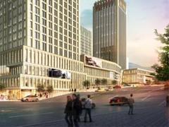 中北镇商圈天津星光天地购物中心正式对外营业