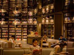 西安位列图书消费全国十强 去年新增200多家实体书店