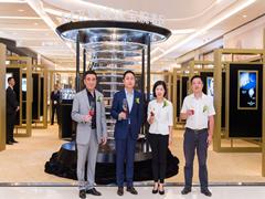 全球顶级珠宝腕表齐聚重庆万象城 八大品牌盛大揭幕