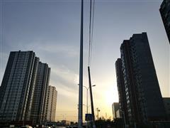 """五环外的""""逆袭"""":东坝商圈变身国际商务区?"""